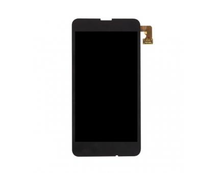 Pełny ekran dla Nokia Lumia 630 635 Czarny Czarny ARREGLATELO - 3