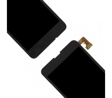Pełny ekran dla Nokia Lumia 630 635 Czarny Czarny ARREGLATELO - 4
