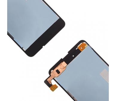 Pantalla Completa para Nokia Lumia 630 635 Negro Negra
