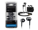 Sennheiser CX 300-II - Auriculares in-ear (reduccion de ruido), color negro
