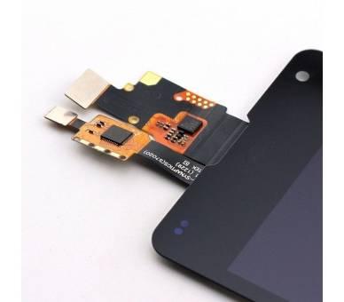 Vollbild für LG Optimus G E975 Schwarz Schwarz ARREGLATELO - 5