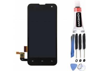 Pantalla Completa para Xiaomi Miui M2 M2S MI2 MI2S Negro Negra ARREGLATELO - 1