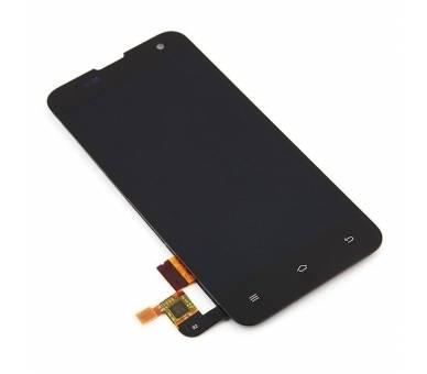 Volledig scherm voor Xiaomi Miui M2 M2S MI2 MI2S Zwart Zwart FIX IT - 4