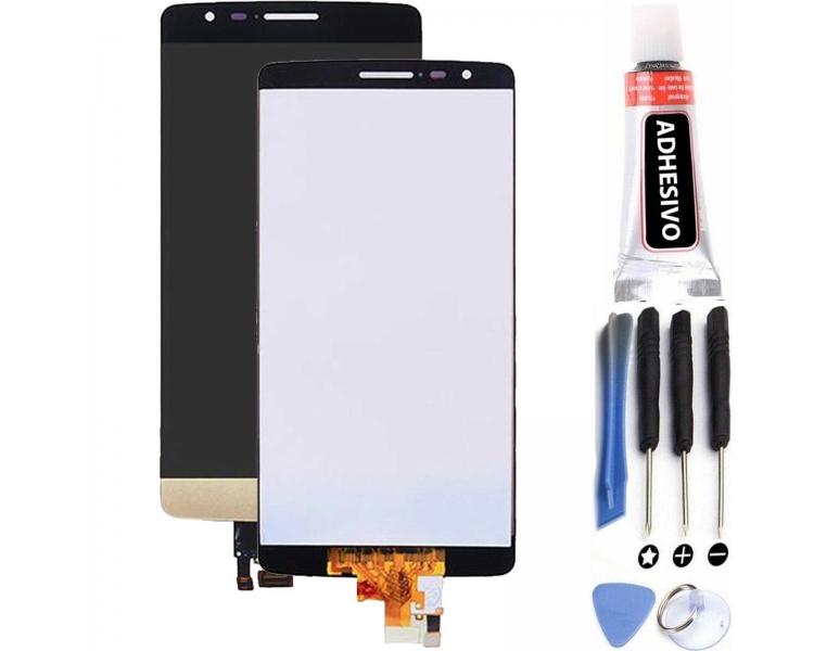 Volledig scherm voor LG G3 S G3S Mini D722 D724 D728 LS885 Grijs FIX IT - 1