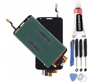 Display For LG G2, Color Black