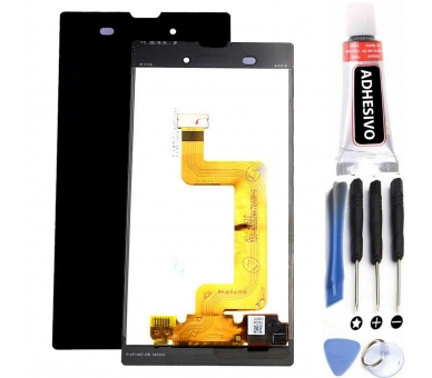 Vollbild für Sony Xperia T3 M50W D5103 D5102 ARREGLATELO - 1