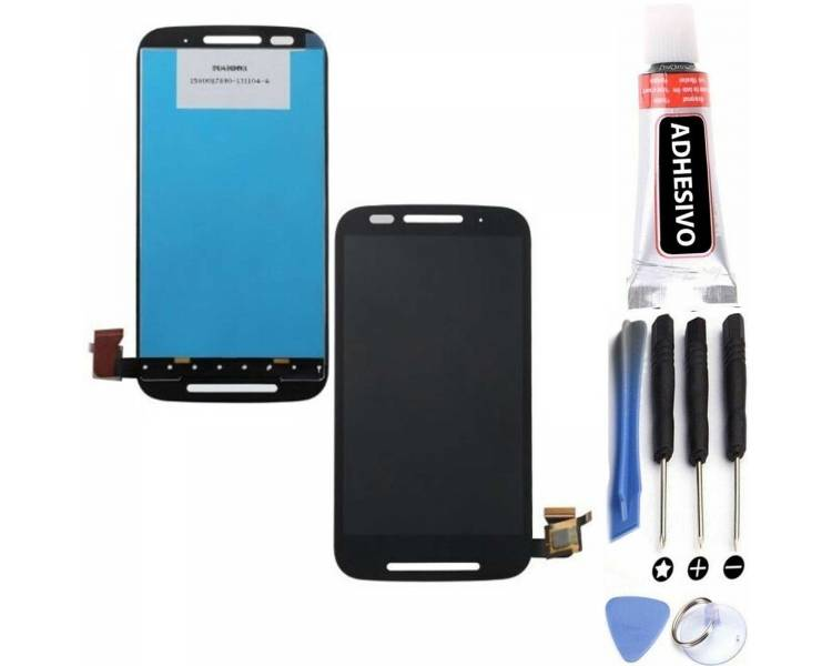 Display For Motorola Moto E | Color Black |