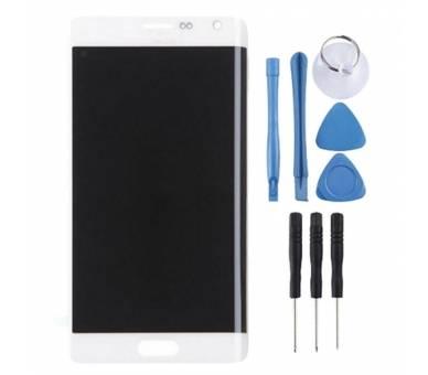 Origineel volledig scherm voor Samsung Galaxy Note 4 Edge White White Samsung - 1