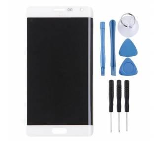 Pantalla Completa Original para Samsung Galaxy Note 4 Edge Blanco Blanca Samsung - 1