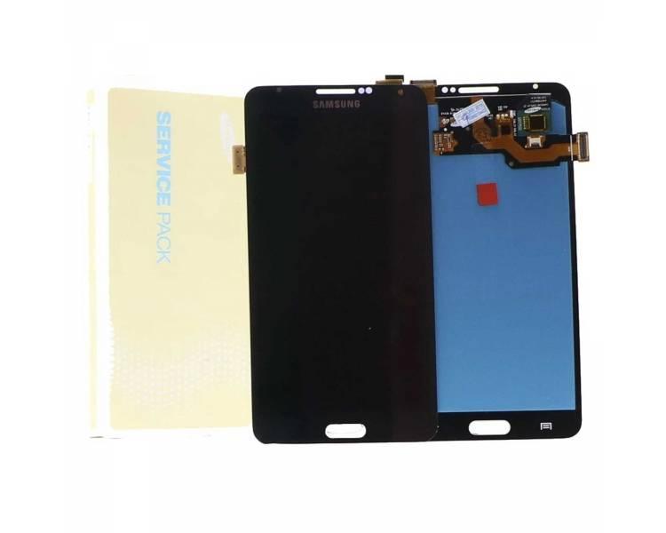 Pantalla Completa Original para Samsung Galaxy Note 4 N910 N910F Gris Negro Samsung - 1