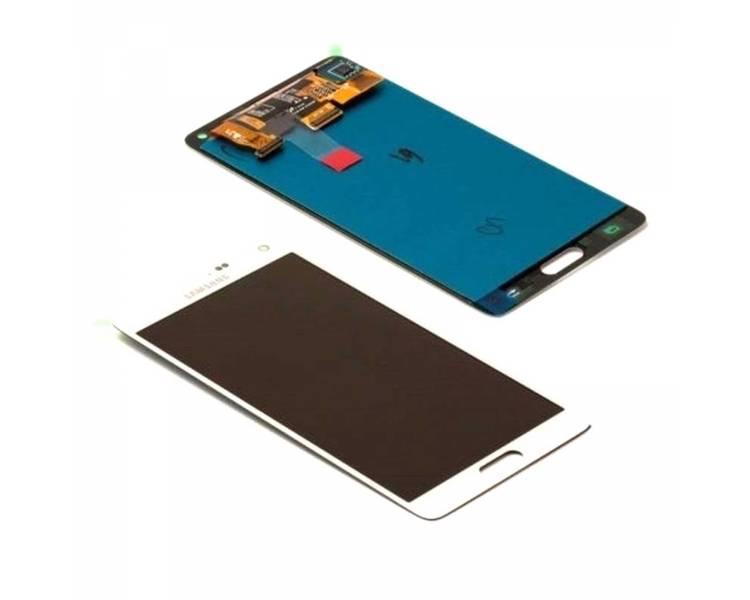 Origineel volledig scherm voor Samsung Galaxy Note 4 N910F Wit Wit Samsung - 1