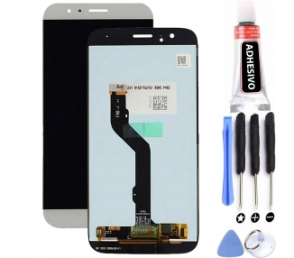 Pełny ekran dla Huawei Ascend G8 i GX8 White White