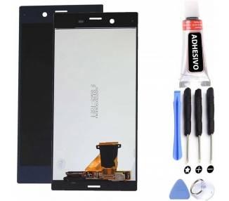Pantalla Completa para Sony Xperia XZ F8331 F8332 Azul ARREGLATELO - 3
