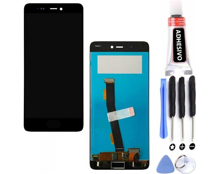 Display For Xiaomi Mi 5S, Color Black ARREGLATELO - 6