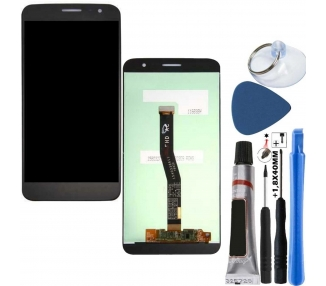 Pantalla Completa para Huawei Ascend Nova Plus Negro Negra ARREGLATELO - 10