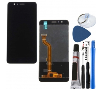 Pantalla Completa para Huawei Honor 8 Completa Negro Negra ARREGLATELO - 10