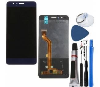 Pantalla Completa para Huawei Honor 8 Azul ARREGLATELO - 7