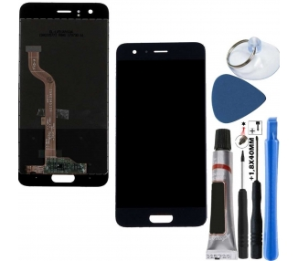 Pantalla Completa para Huawei Honor 9 Negro Negra ARREGLATELO - 7