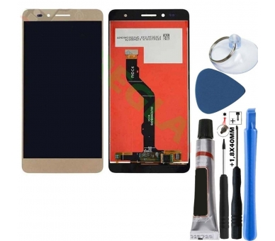 Bildschirm Display für Huawei Ascend GR5 TACTIL Gold ARREGLATELO - 1