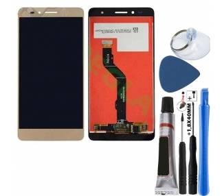 Pantalla Completa para Huawei Ascend GR5 TACTIL Dorado Dorada Oro ARREGLATELO - 1