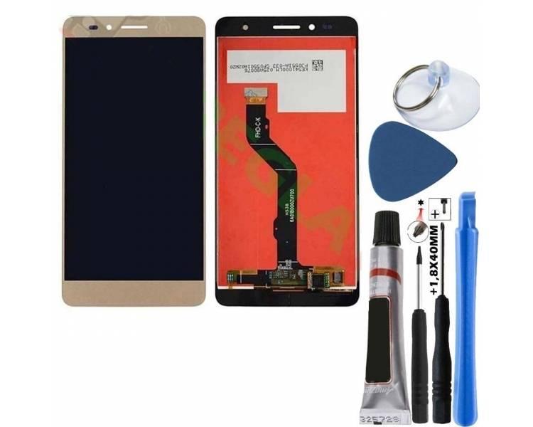 Pełny ekran dla Huawei Ascend GR5 TACTILE Gold Gold Gold