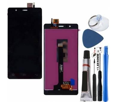 Display For BQ Aquaris E5 HD | Color Black |  TFT5K0858FPC-A1-E