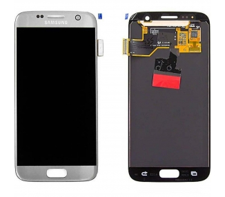 Pantalla Completa Original para Samsung Galaxy S7 G930F Blanco Blanca Samsung - 1