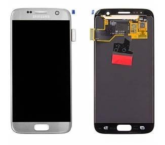 Oryginalny pełny ekran do Samsung Galaxy S7 G930F White White