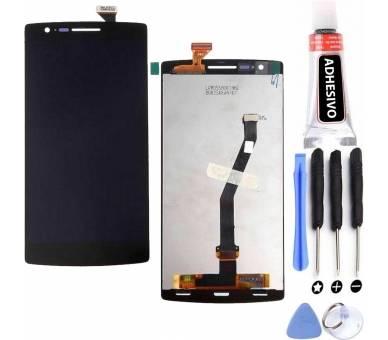 Pełny ekran dla - OnePlus One - One Plus One - Czarny Czarny ARREGLATELO - 1