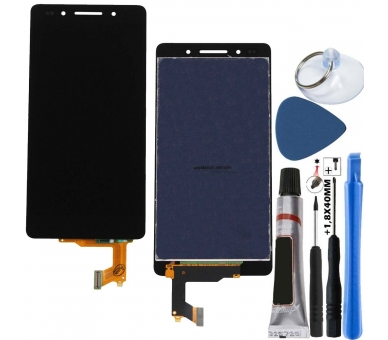 Display For Huawei Honor 7, Color Black Huawei - 1