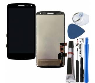 Display For LG K5, Color Black