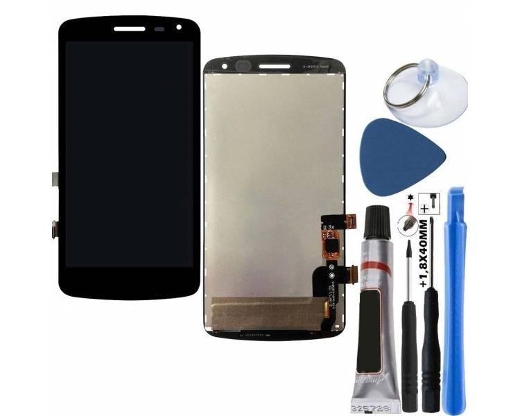 Pełny ekran dla LG K5 Black Black
