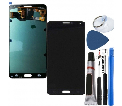 Display For Samsung Galaxy A7, Color Black, OLED Samsung - 1
