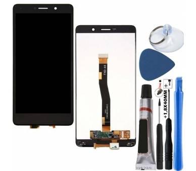 Volledig scherm voor Huawei Ascend GR5 Zwart Zwart FIX IT - 1