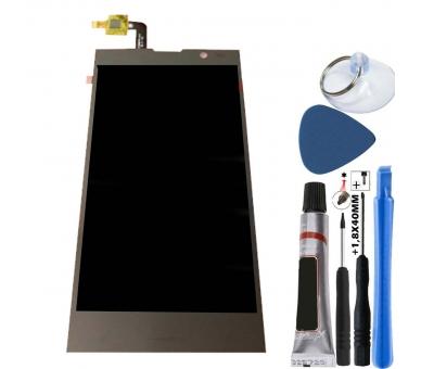 Volledig scherm voor iNew V3 HD Woxter Zielo S11 Black Black Woxter - 1