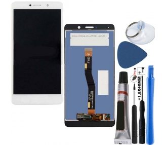 Pantalla Completa para Huawei Ascend GR5 Blanco Blanca ARREGLATELO - 1