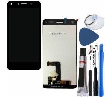 Bildschirm Display für Huawei Y5 2 Y5-2 II Schwarz REF TXDT500QYPA-213 ARREGLATELO - 1
