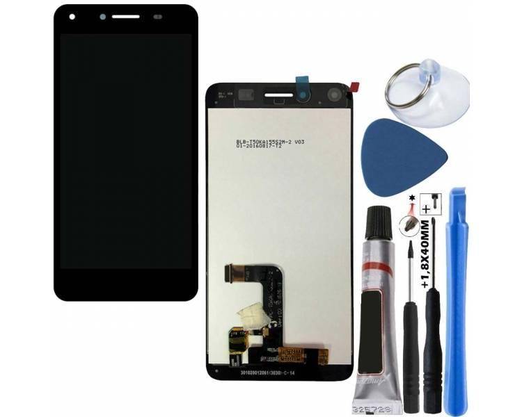 Volledig scherm voor Huawei Y5 2 Y5-2 II Zwart Zwart REF TXDT500QYPA-213 FIX IT - 1