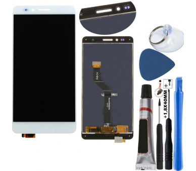 Pełny ekran dla Huawei Honor 5X White White ARREGLATELO - 1