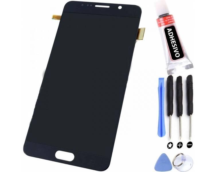 Pantalla Completa Original para Samsung Galaxy Note 5 N920F Azul Zafiro Samsung - 1
