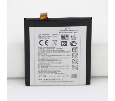 Vervangende batterij voor LG OPTIMUS G2 D802 BL-T7 BLT7 BL T7 D800 D806 D801 D803  - 2