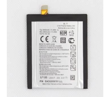 Vervangende batterij voor LG OPTIMUS G2 D802 BL-T7 BLT7 BL T7 D800 D806 D801 D803  - 4