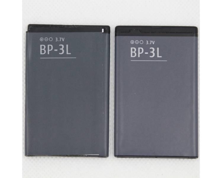 Bateria Original NOKIA BP-3L BP3L para 603 801T Asha 303 Lumia 505 510 610 710  - 1
