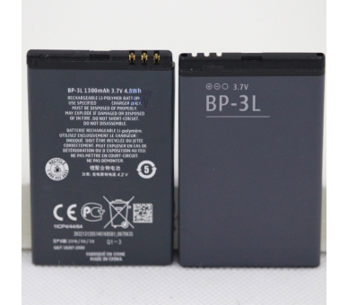 Bateria Original NOKIA BP-3L BP3L para 603 801T Asha 303 Lumia 505 510 610 710  - 3