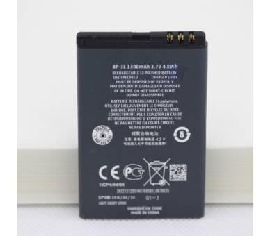 Bateria Original NOKIA BP-3L BP3L para 603 801T Asha 303 Lumia 505 510 610 710  - 4