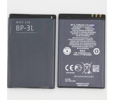 Bateria Original NOKIA BP-3L BP3L para 603 801T Asha 303 Lumia 505 510 610 710  - 5