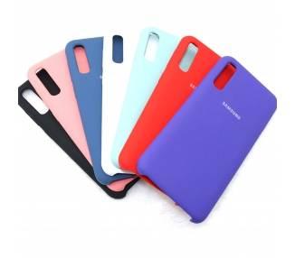 Funda Silicona para Samsung Galaxy A50, A40, A70, A10, A20e, A30s, A80, A90 A50s