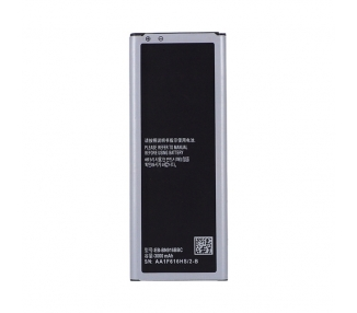Battery For Samsung Galaxy Note 4 , Part Number: EB-BN910BBK