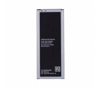 Bateria Original para Samsung GALAXY NOTE 4 IV SM-N910 EB-BN910BBK NFC