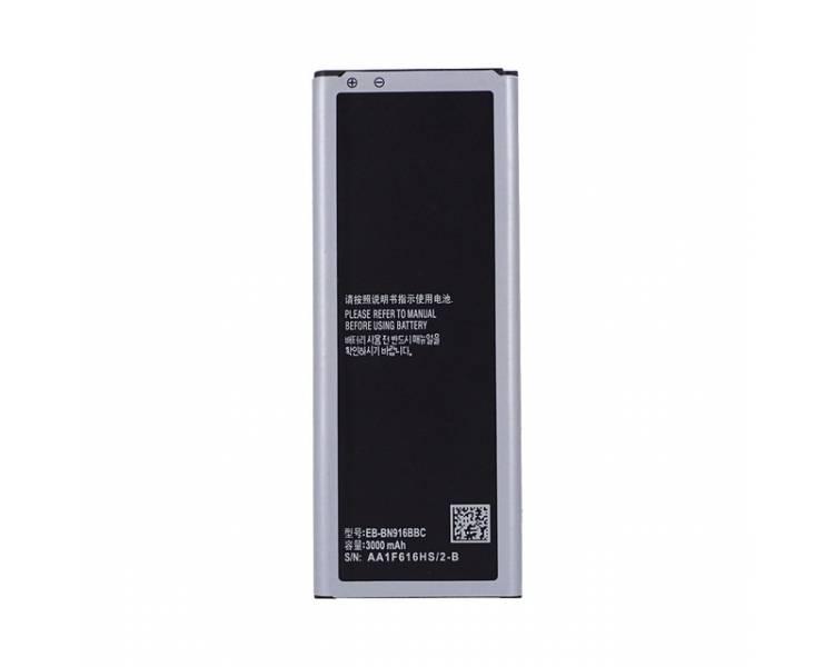 Bateria Original para Samsung GALAXY NOTE 4 IV SM-N910 EB-BN910BBK NFC Samsung - 1